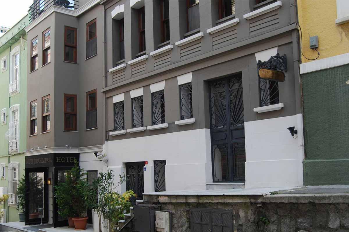 هتل ابراهیم پاشا