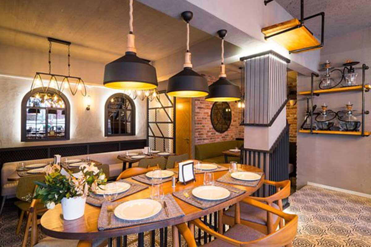 رستوران میوان