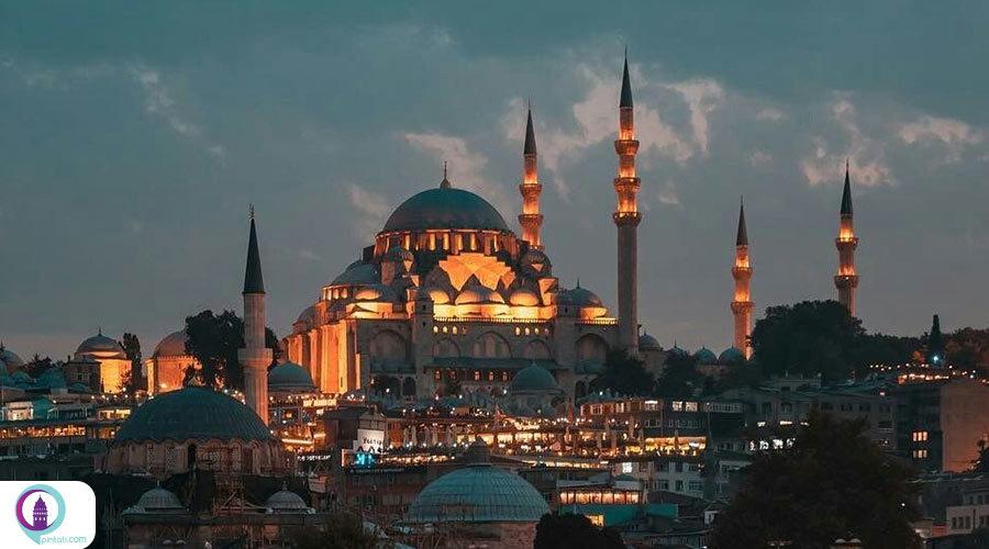 این 5 مسجد استانبول را حتما ببینید!