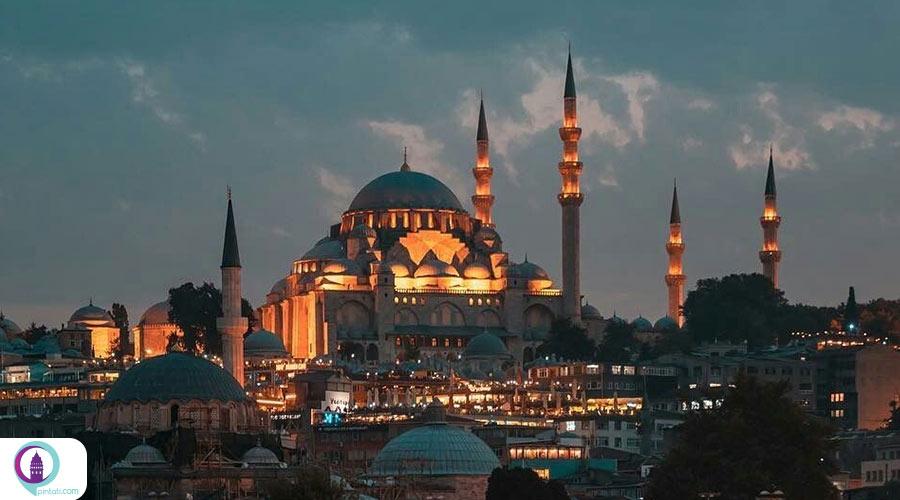 مسجدهای استانبول