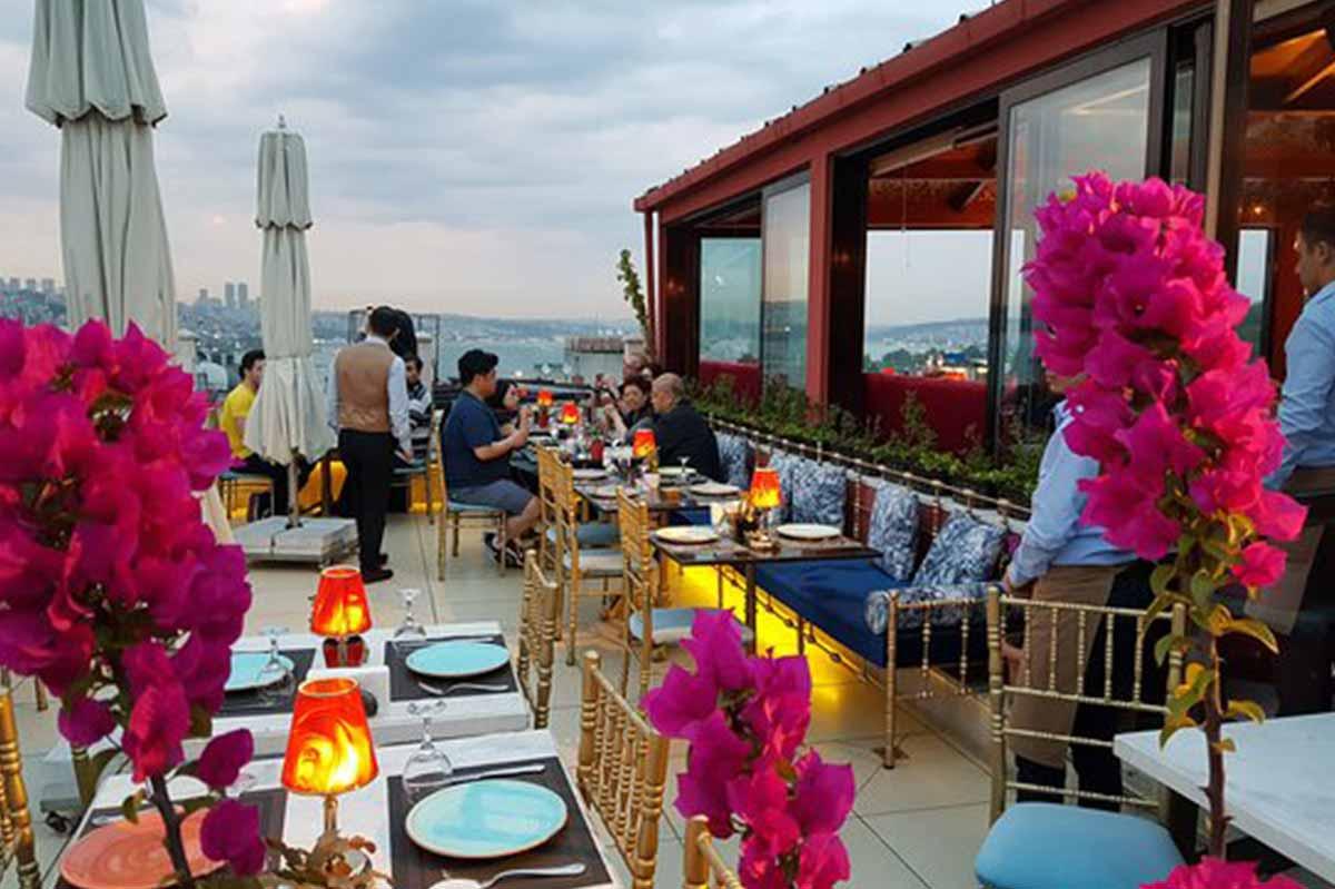Roof-Mezze-360-03 رستوران روف مزه ۳۶۰