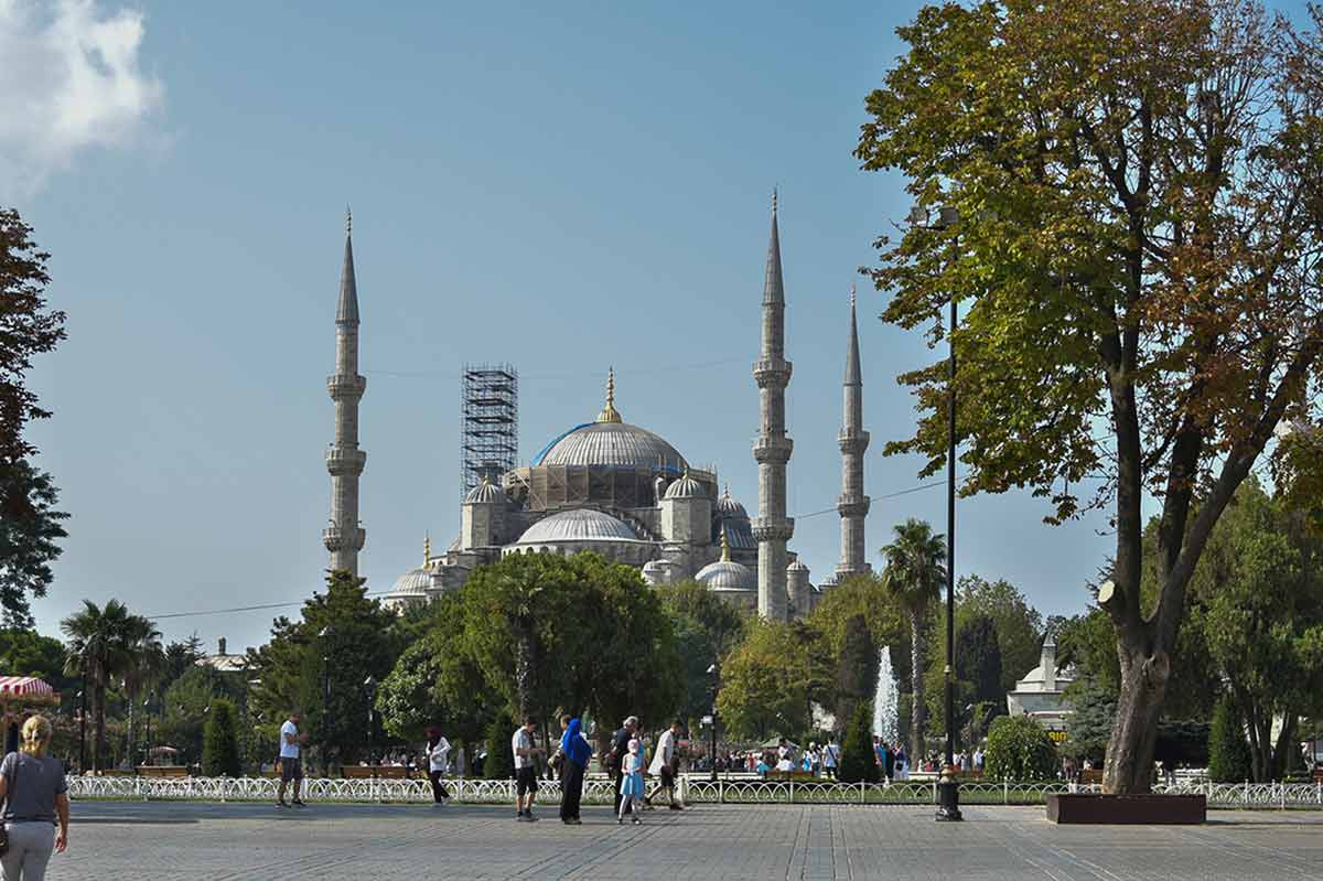 مسجد سلطان احمد