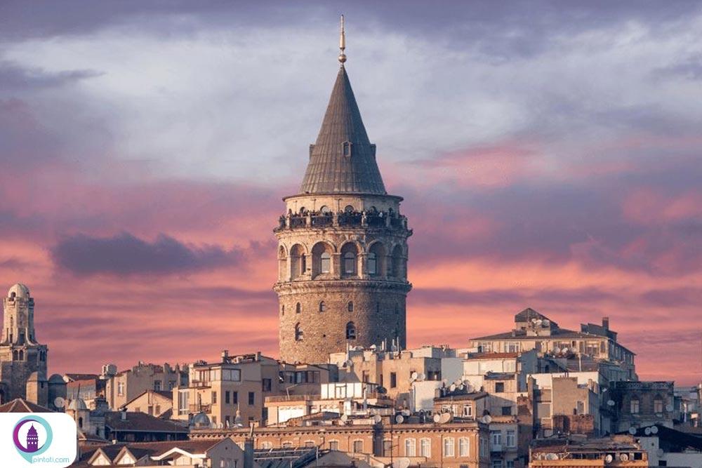 برج گالاتای استانبول