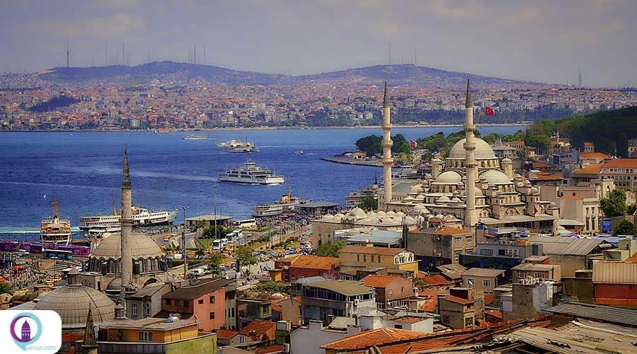 10 جاذبه برتر گردشگری استانبول