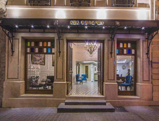 هتل آدا کاراکوی