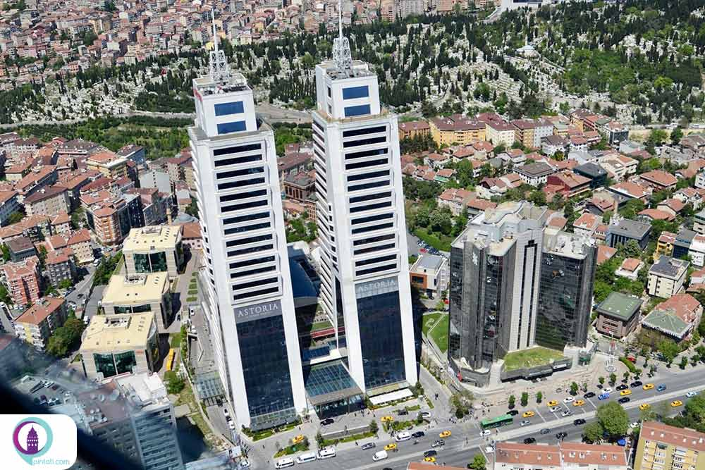 مرکز خرید آستوریا استانبول