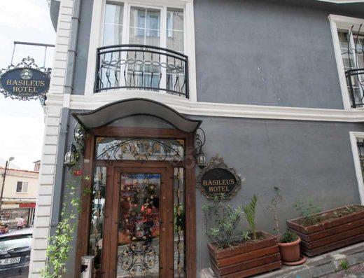 هتل باسیلیوس استانبول