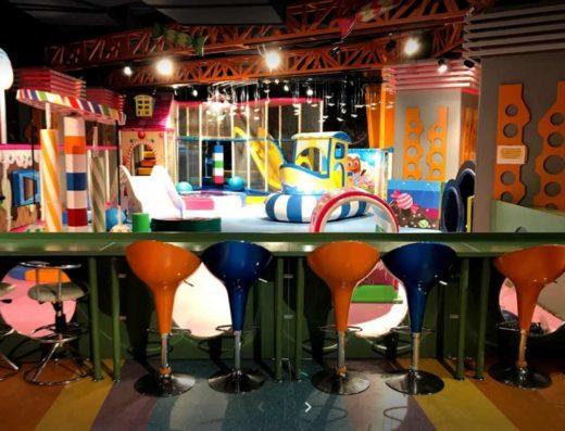 شهربازی فان لب شعبه مرکز خرید بویاکا