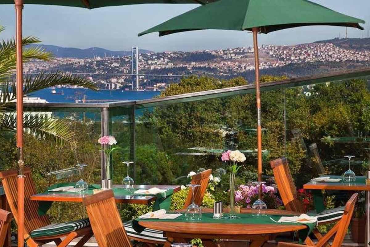هتل گرمیر پالاس استانبول