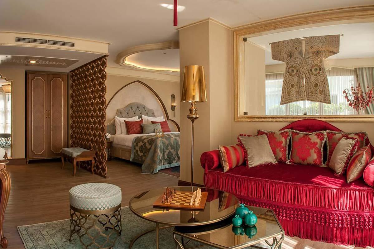 هتل رمانس استانبول