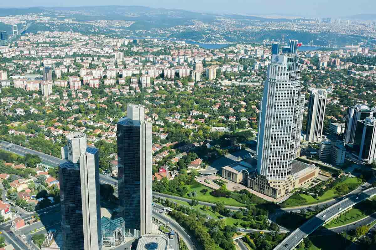 مرکز خرید سفیر استانبول