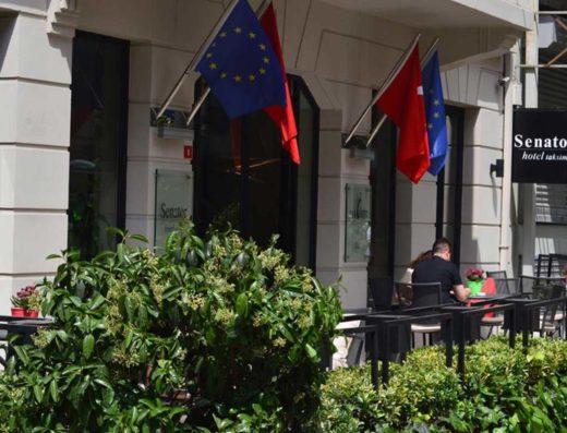 هتل سناتور تکسیم