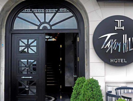 هتل تکسیم هیل