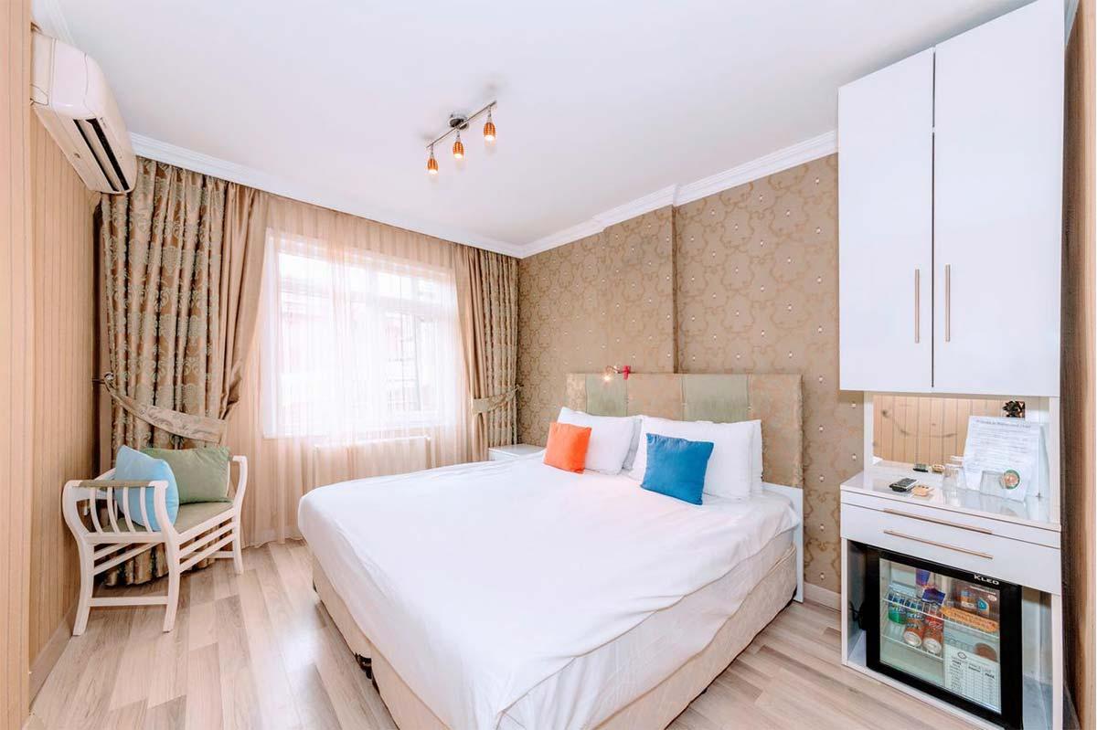 هتل والنات شل استانبول