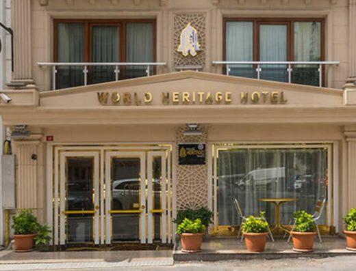 هتل ورلد هریتیج استانبول
