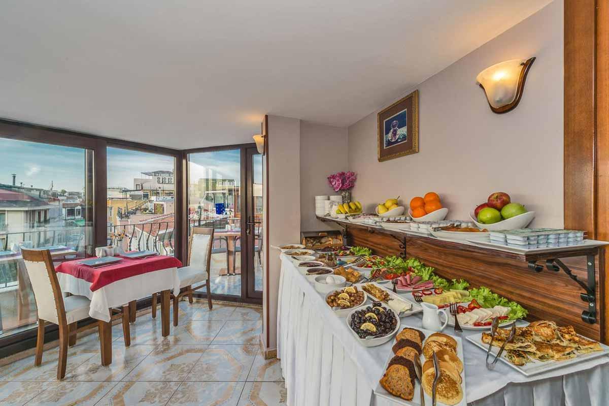 هتل عثمان هان استانبول