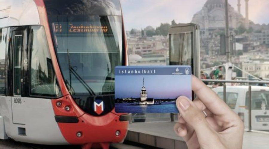 چگونه استانبول کارت بخریم؟