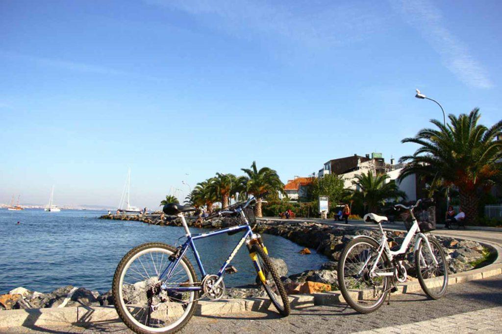 دوچرخه سواری در جزایر پرنس