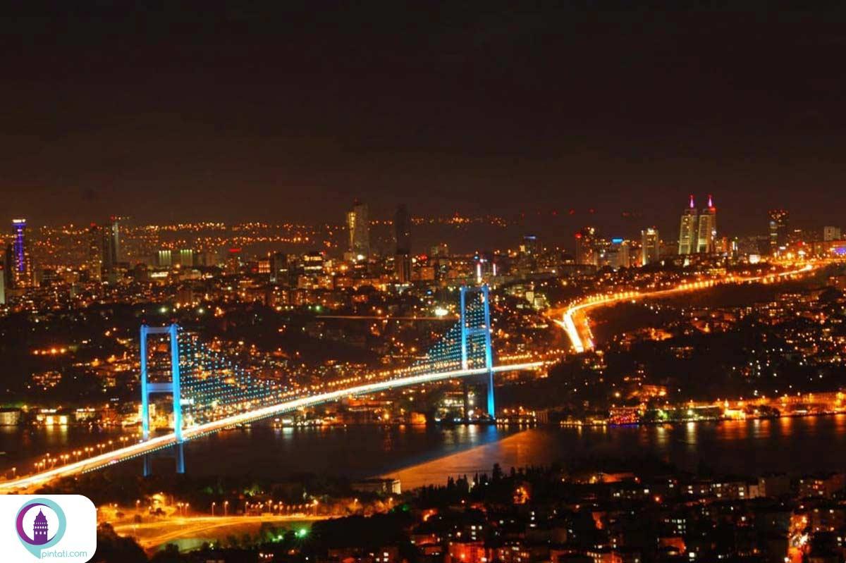 پل-بغاز-استانبول
