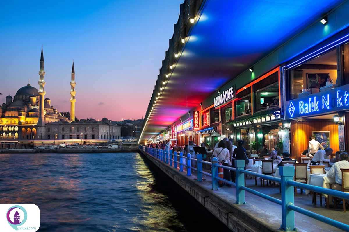 پل-گالاتا-استانبول