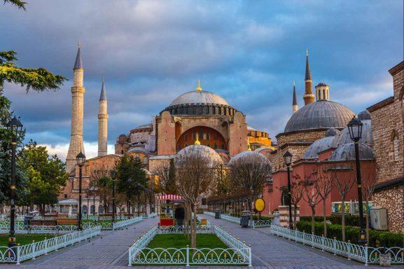 مسجد ایاصوفیه استانبول۴