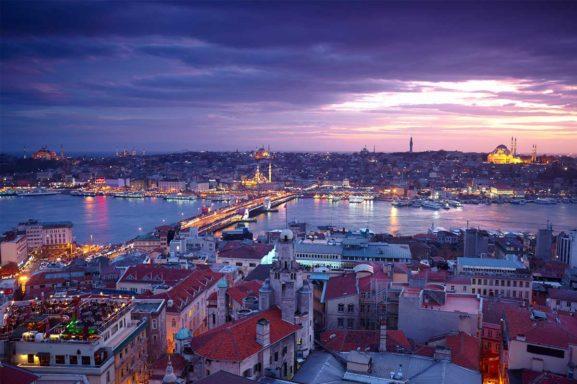نمای دریای سیاه