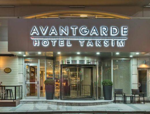 هتل آوانگارد