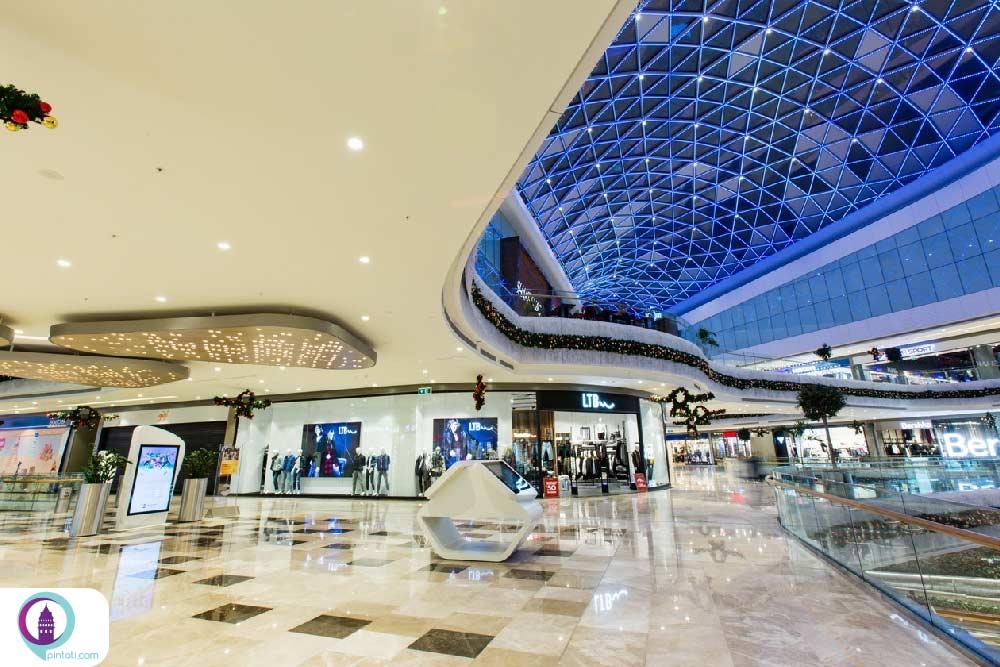 مرکز خرید وادی استانبول