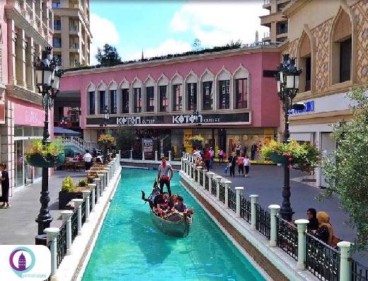 اوت لت مگا ونیزیا استانبول