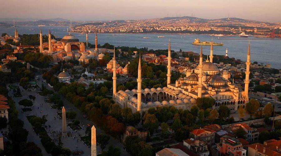 برنامه سفر یک روزه به استانبول