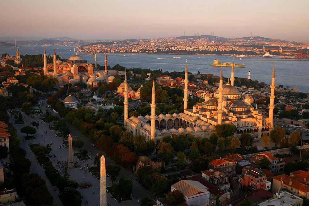برنامه سفر یک روزه استانبول