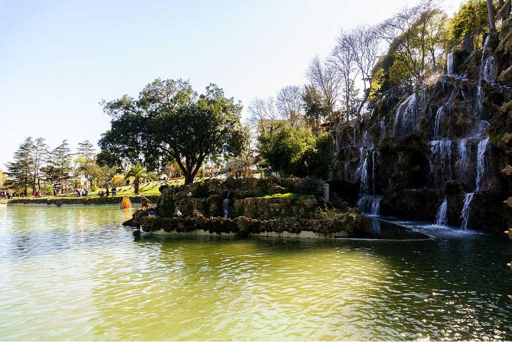 پارک امیرگان