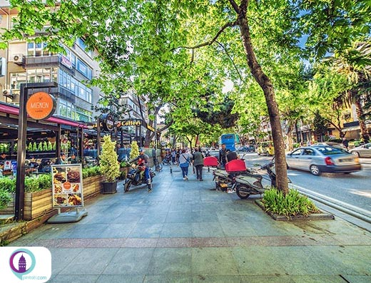 خیابان بغداد