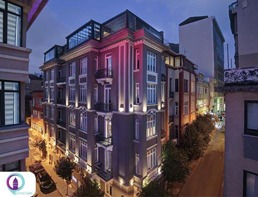 هاستل بونک استانبول