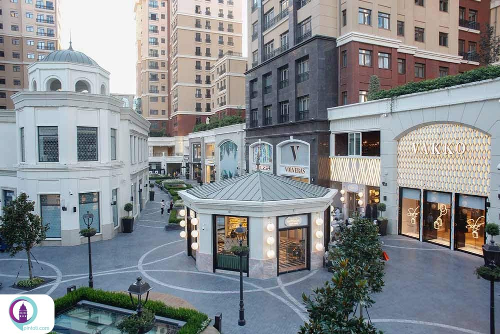 مرکز خرید عمار اسکوئر استانبول