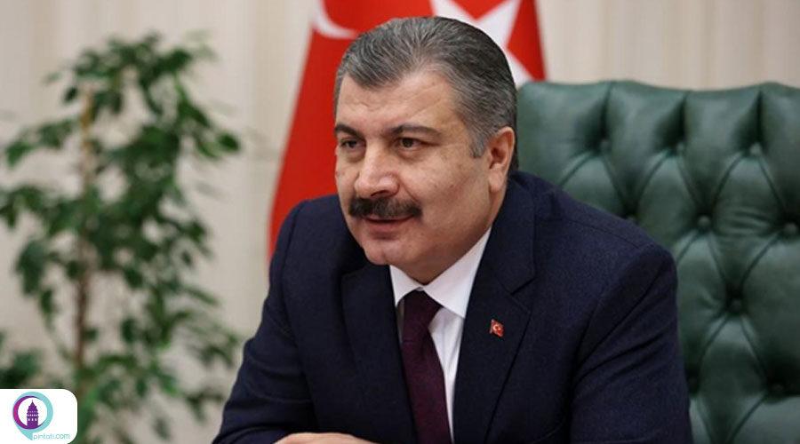 افزایش آمار بهبودیافتگان کرونا در ترکیه