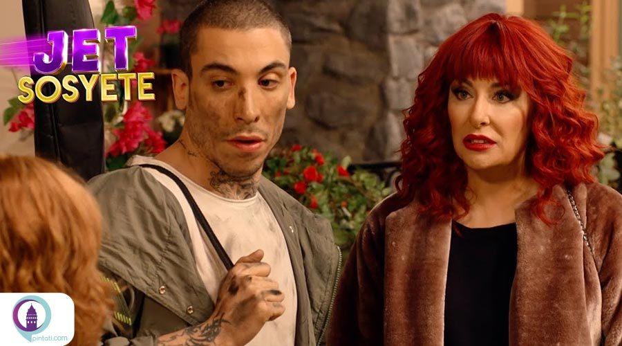 ابتکار جالب بازیگران سریال ترکیهای «Jet Sosyete» به دلیل شیوع کرونا