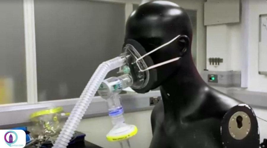دستگاه تنفسی مرسدس بنز در راه ورود به بازار