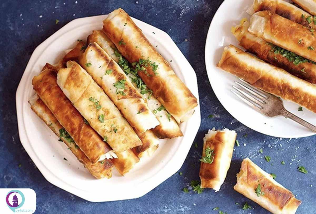 بورک غذا ترکی