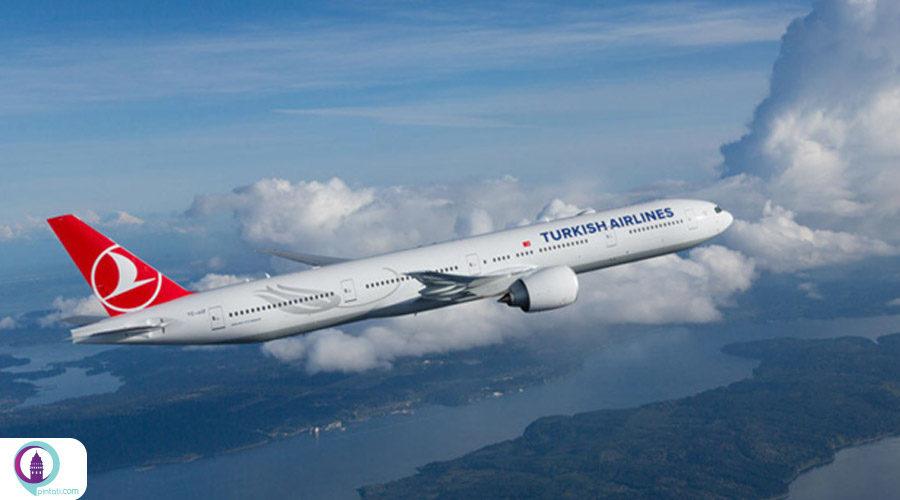اطلاعیه لغو پرواز خطوط هوایی ترکیه به خارج از کشور تا 20 ام ماه می