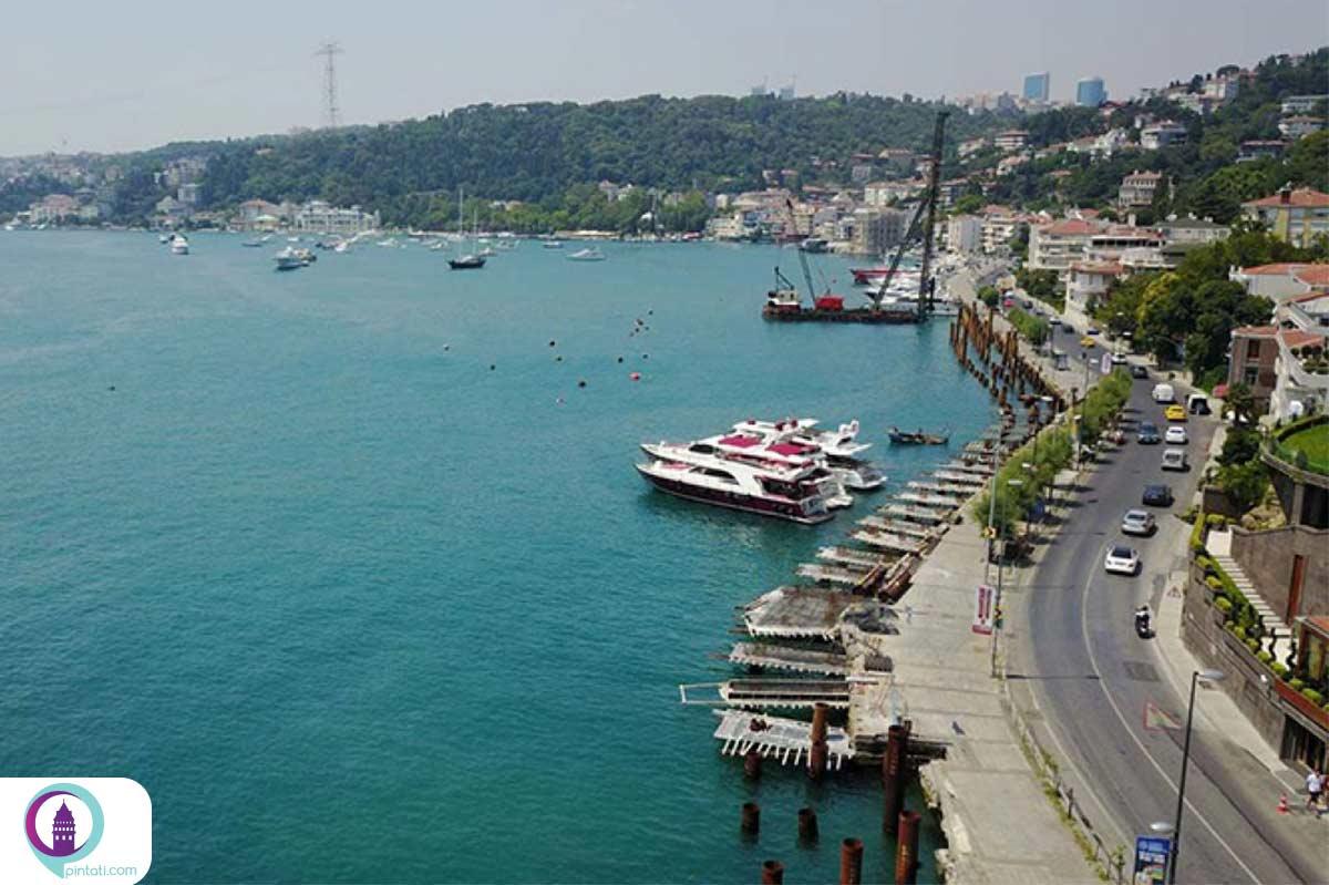 محله ببک ترکیه