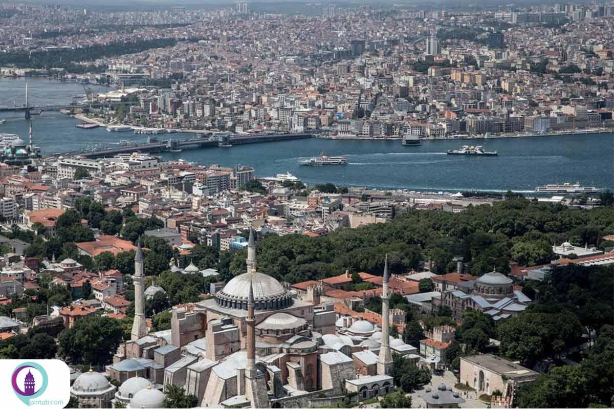تور شهری استانبول