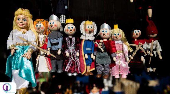 جشنواره بین المللی عروسکی استانبول