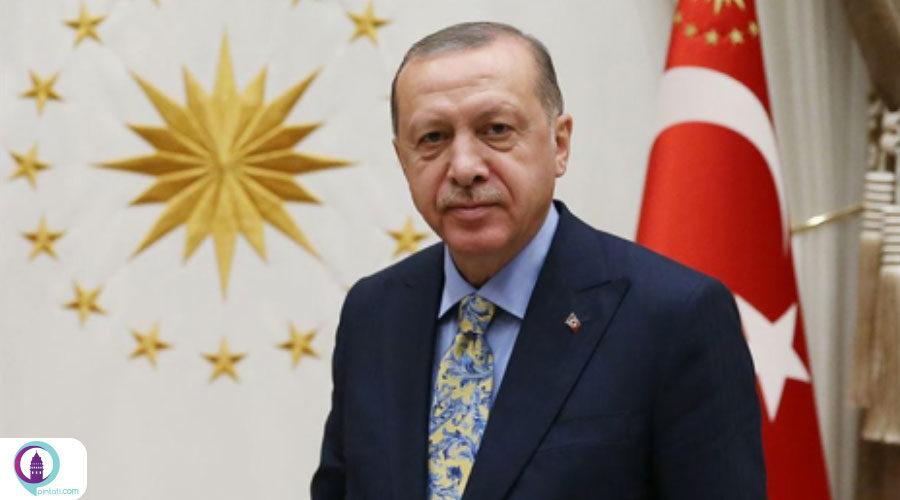 پیام اردوغان برای اتحاد مردم ترکیه در روزهای کرونایی