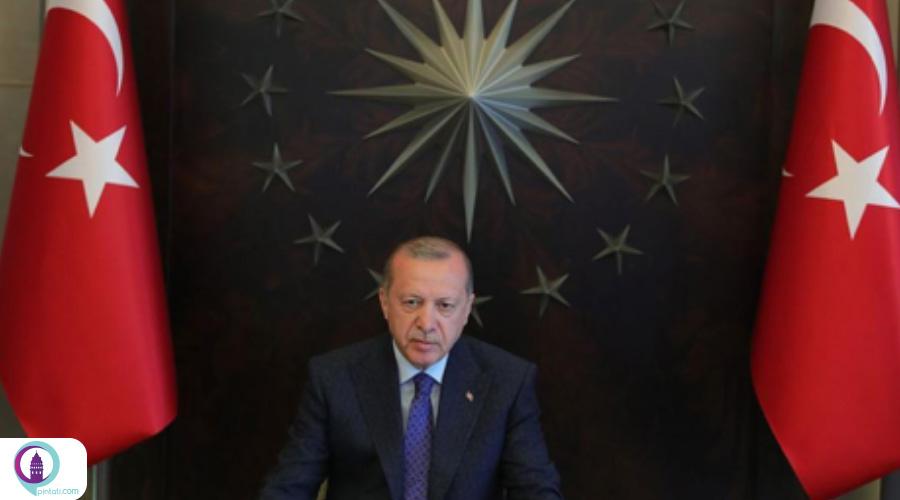 پیام اردوغان برای اتحاد مردم ترکیه