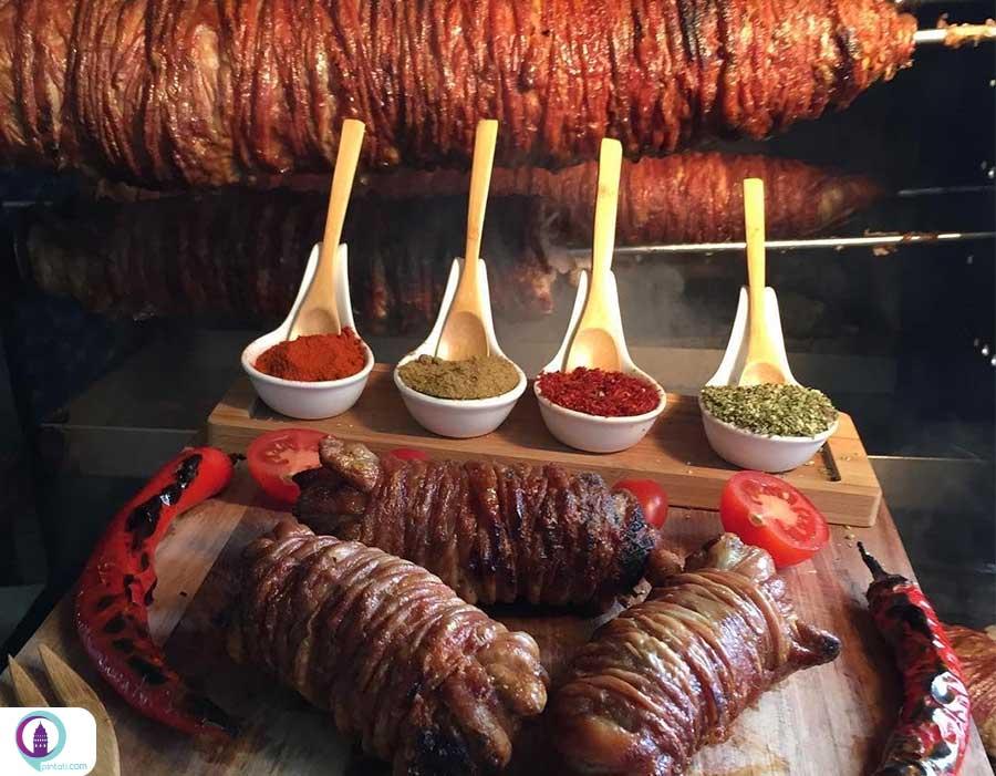 کوکورچ غذای ترکی