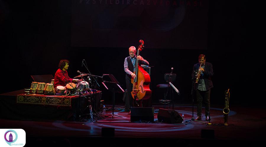 جشنواره جاز استانبول