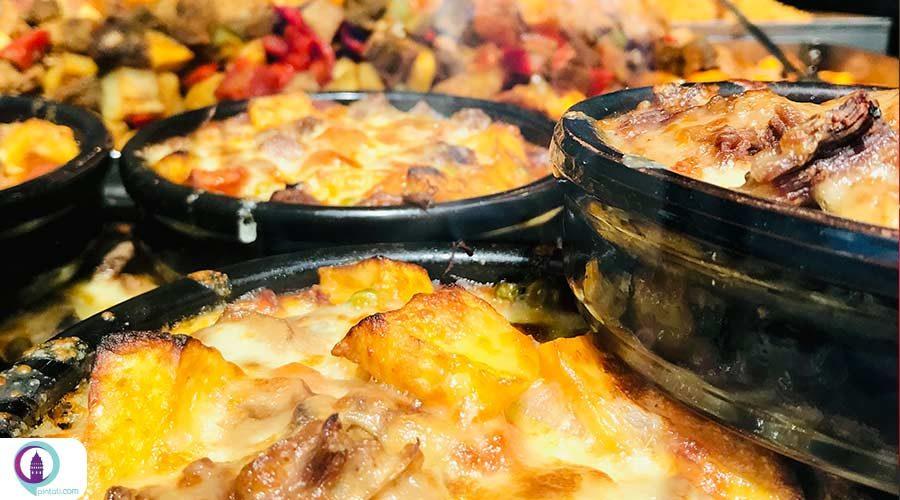 معرفی فرهنگ غذای ترکیه بصورت آنلاین در واشنگتن دی سی