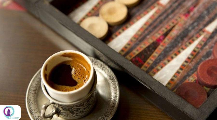 طرز تهیه قهوه ترک در قهوه خانه سنتی استانبول