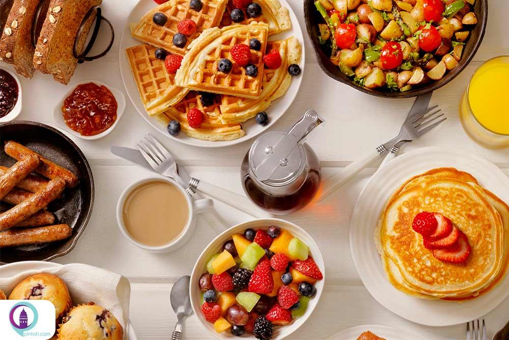صبحانه آمریکایی